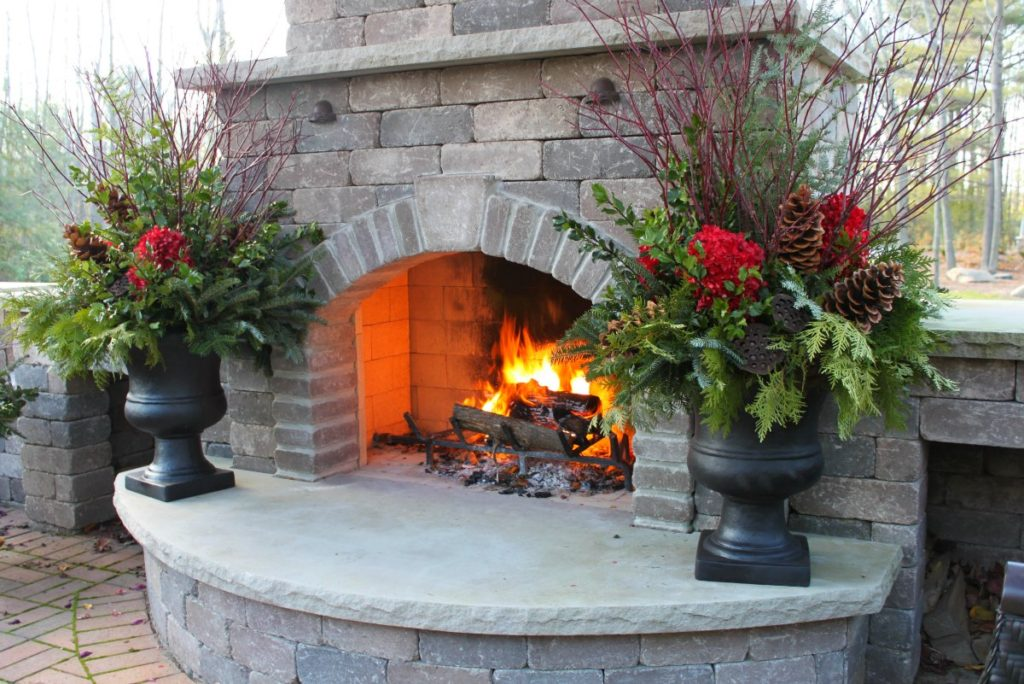 Good Tidings Holiday Container Gardens