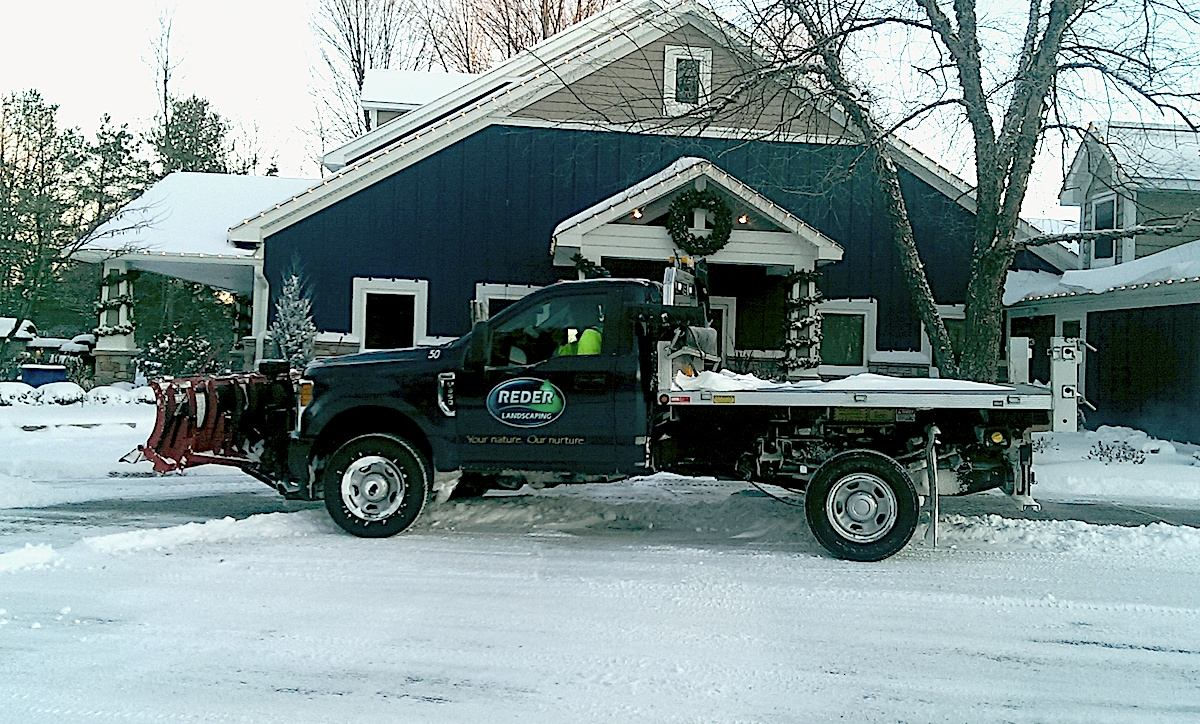 We're Gearing Up Our Snow Removal Service!