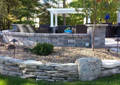 Large Landscape Design