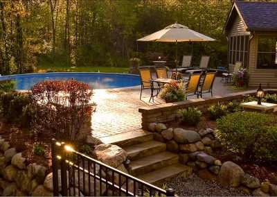 Luxurious Patio Design